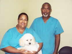 Groomers of Noah's Ark Veterinary Centre