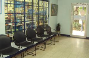 Noah's Ark Veterinary Centre office