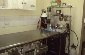 Pet diagnostic lab